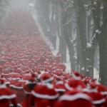 18 dicembre: La camminata dei Babbi Natale