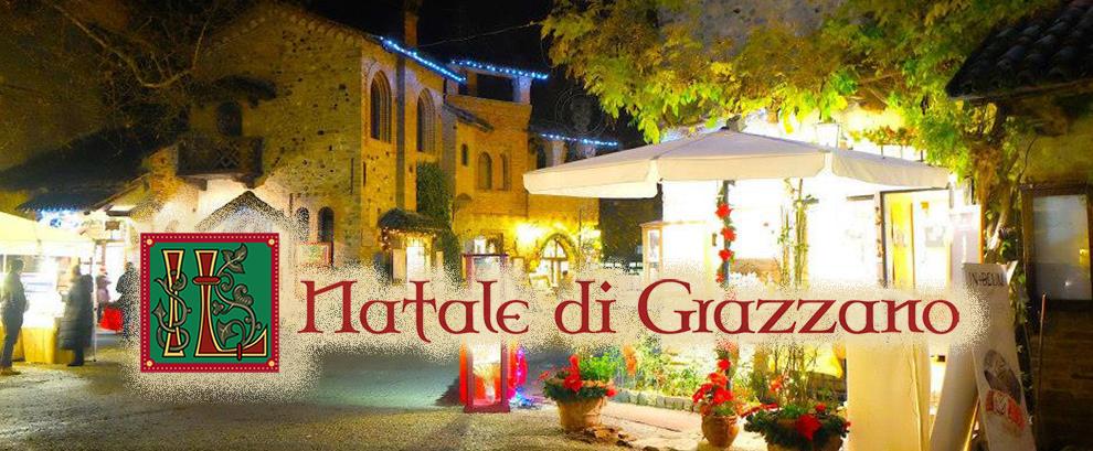 Il borgo di Grazzano Visconti